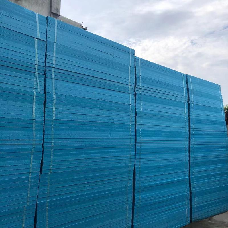 蓝色XPS挤塑板