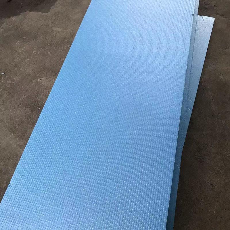 挤塑板普通蓝色